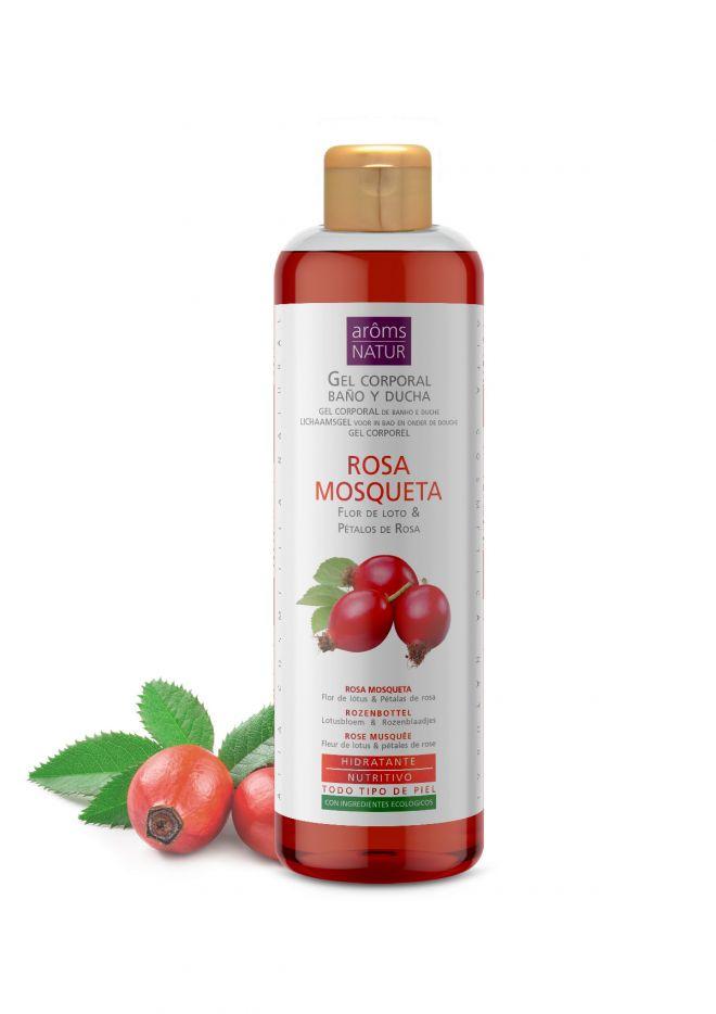 Rosa Mosqueta gel corporal 500ml