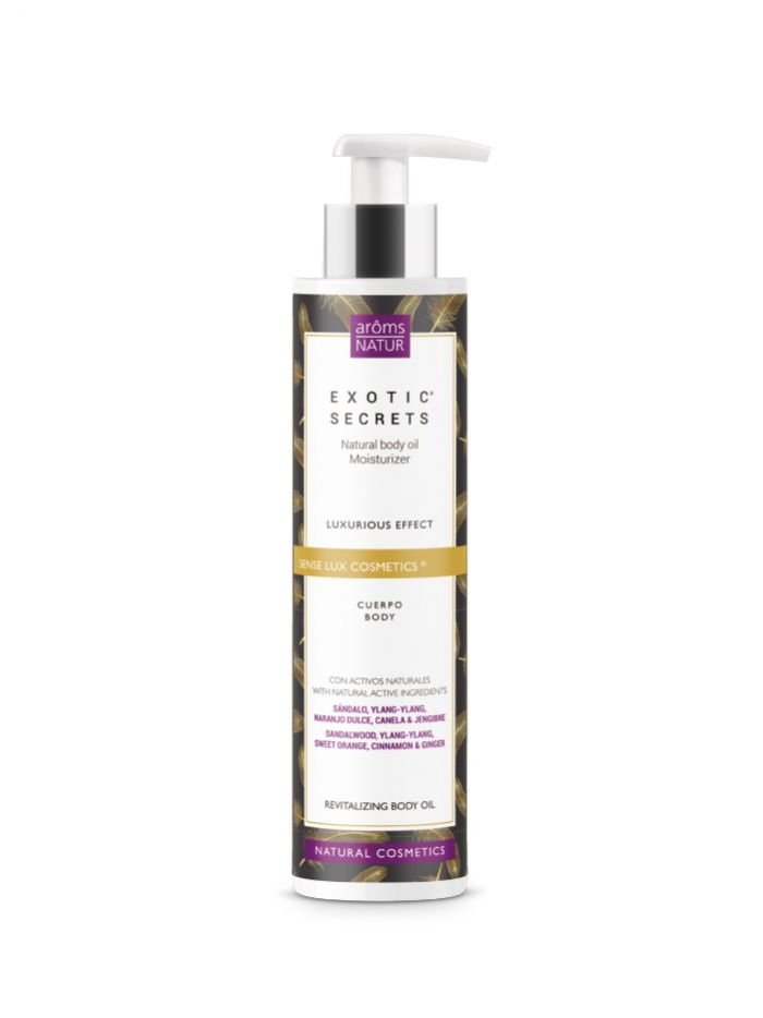 Exotic Secrets Natural Body Oil Aceite Corporal 100 ml
