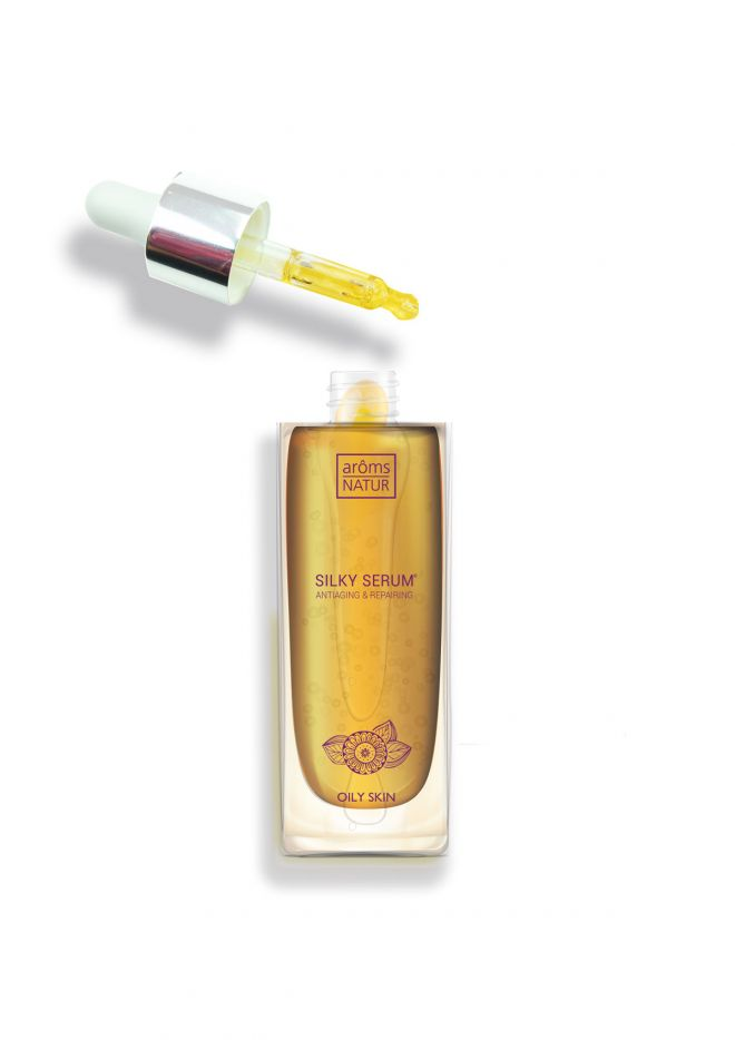 Silky Serum Piel Mixta-Grasa 30 ml