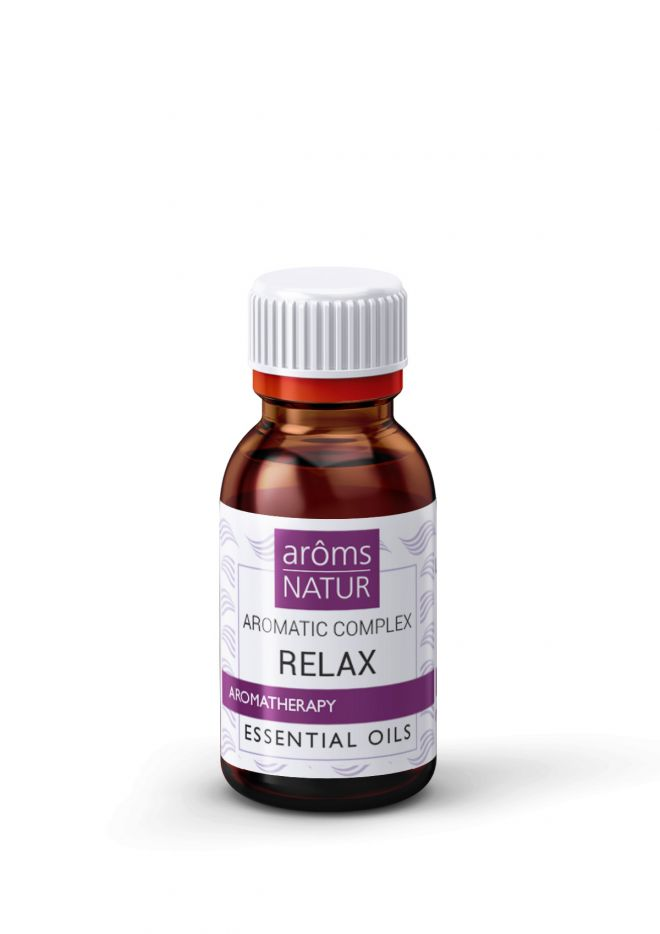 RELAX AROMATIC COMPLEX 15 ml