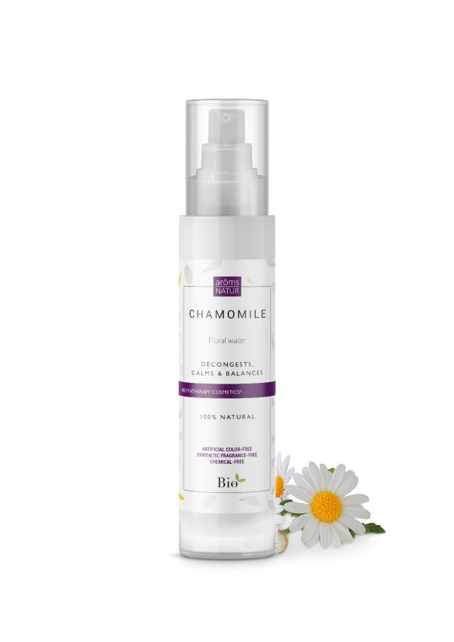 ROMAN CHAMOMILE FLORAL WATER 100 ml