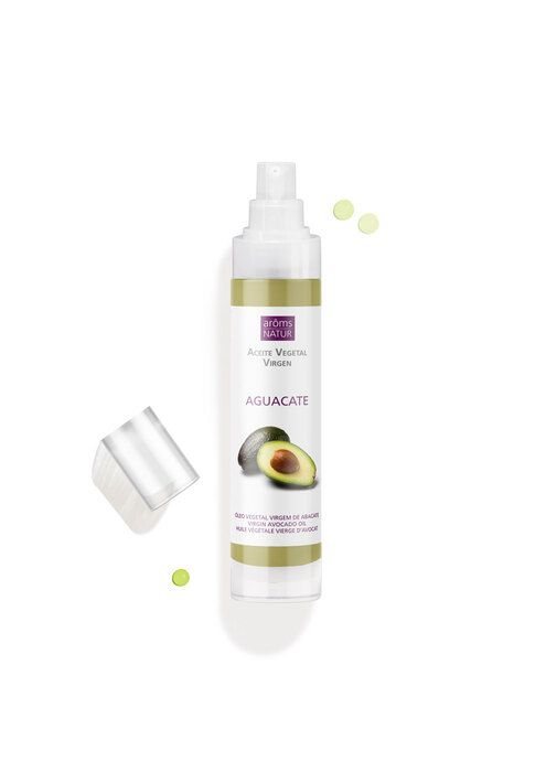 Aguacate Aceite Vegetal Virgen 100 ml