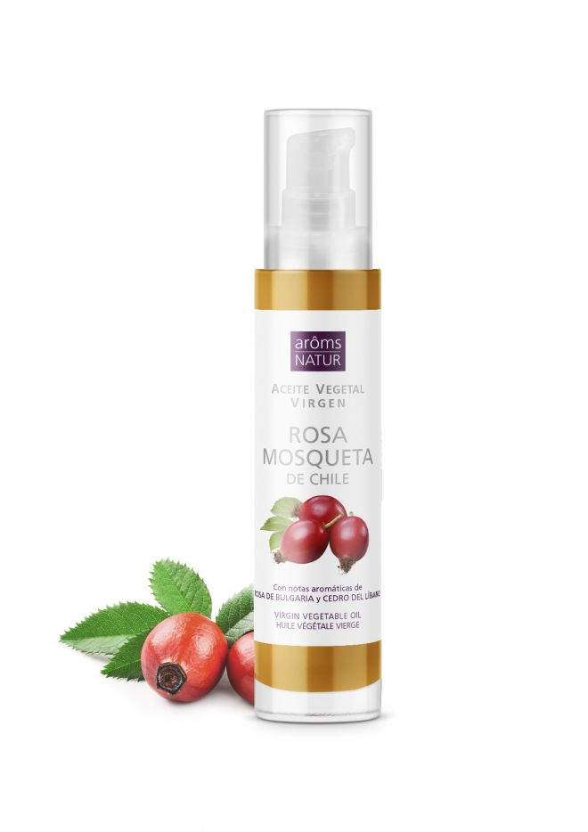 ROSEHIP OIL WITH AROMA 100 ml
