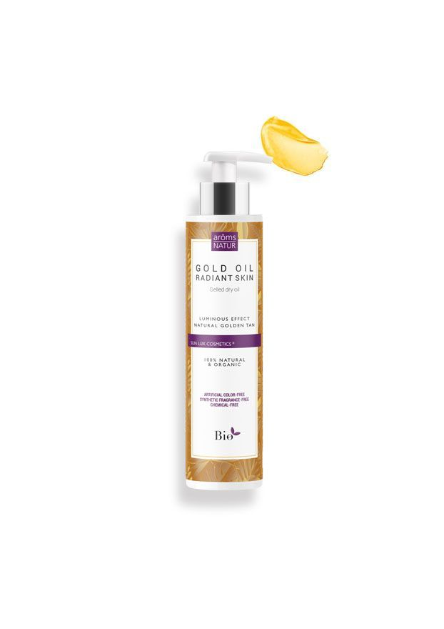 GOLD OIL · RADIANT SKIN 100 ml