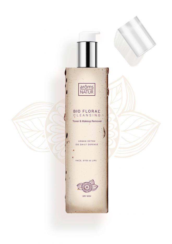 Bio Floral Cleansing Dry Skin Makeup Remover 200 ml