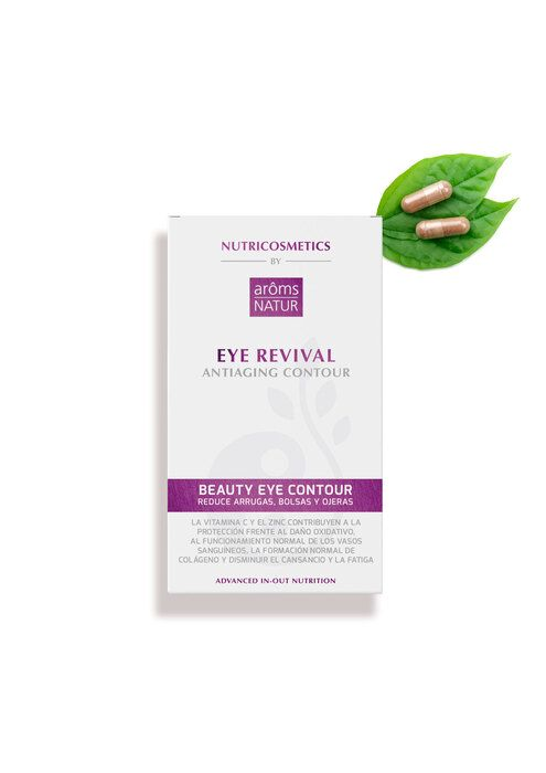 Eye Revival Nutricosmetics 60 cáps.