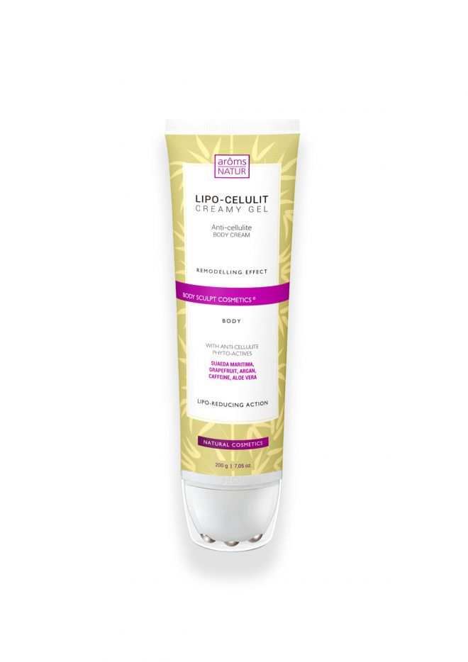 Lipo-Celulit Creamy Gel  200 ml