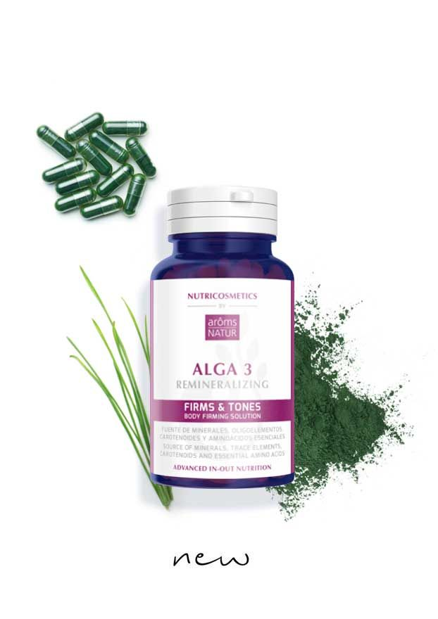 Alga 3 Remineralizing Nutricosmetics 90 caps