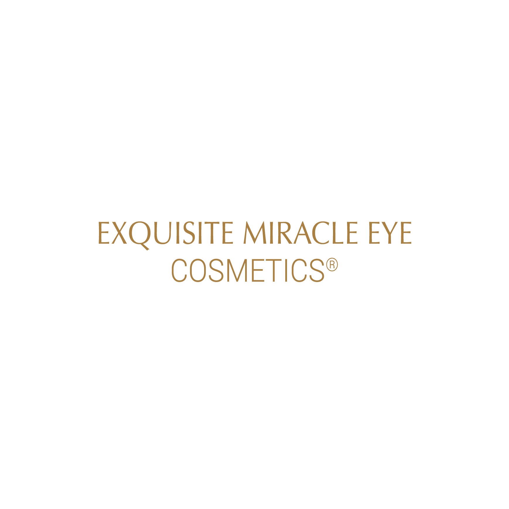 Exquisite Miracle Eye Cosmetics