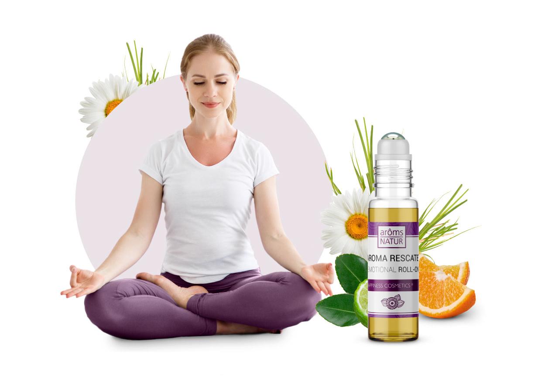 Meditación con AROMARESCATE