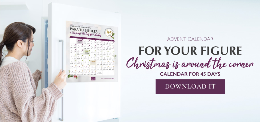 THE HEALTHIEST ADVENT CALENDAR